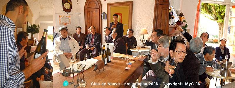 Photos compo/real by Myrella Chainier/Clos de Nouys oct-2006